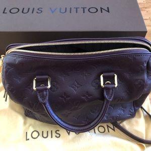 Louise Vuitton Empreinte Speedy 25